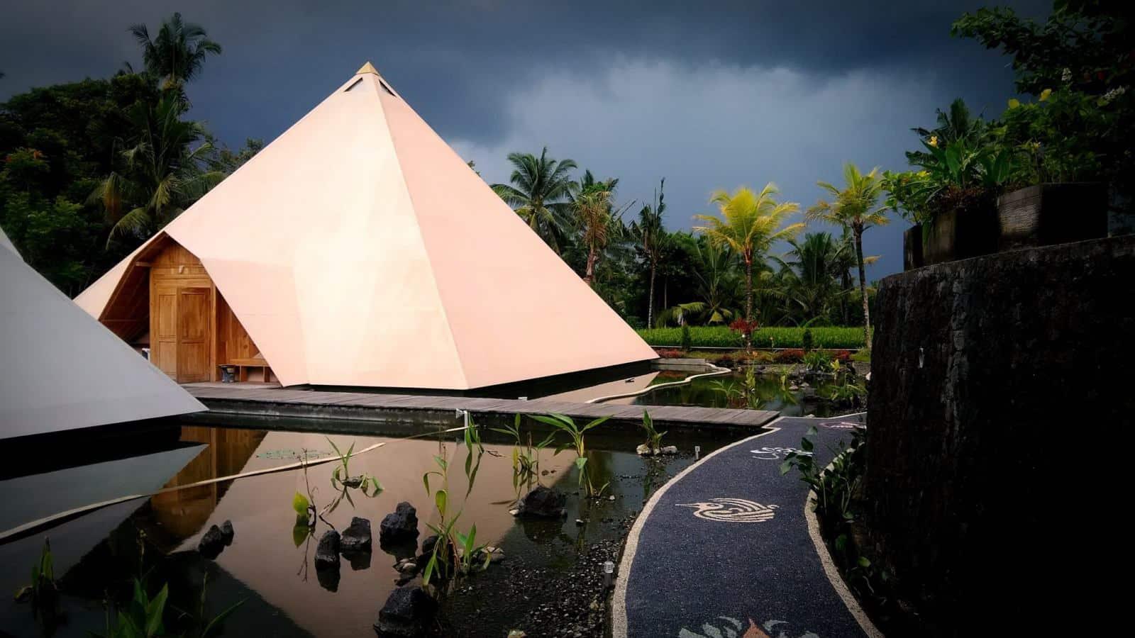 Bali Reise 4 Pyramids of Chi